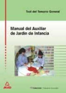 Vinisenzatrucco.it Auxiliar De Jardin De Infancia: Test Del Temario General Image