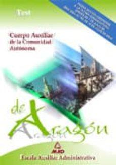 Cdaea.es Cuerpo Auxiliar De La Comunidad Autonoma De Aragon: Test Image