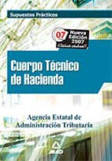Titantitan.mx Cuerpo Tecnico De Hacienda: Agencia Estatal De Administracion Tri Butaria. Derecho Financiero Y Tributario Español, Parte Tecnica Image
