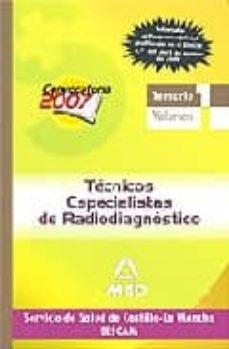 Lofficielhommes.es Tecnicos Especialistas De Radiodiagnostico Del Servicio De Salud De Castilla-la Mancha (Sescam). Temario (Vol. I) Image