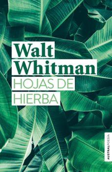 hojas de hierba-walt whitman-9788467055177