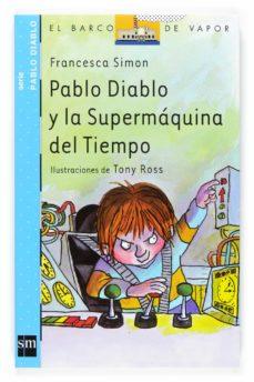 Inmaswan.es Pablo Diablo Y La Supermaquina Del Tiempo Image