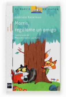 Inmaswan.es Morris, Regalame Un Amigo Image