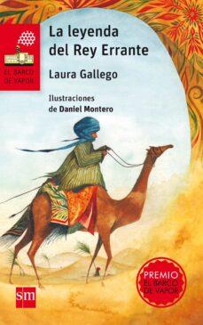 la leyenda del rey errante-laura gallego garcia-9788467577877