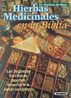 hierbas medicinales en la biblia (ebook)-marinus de waal-9788467753677