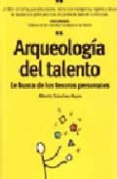 Inmaswan.es Arqueologia Del Talento Image