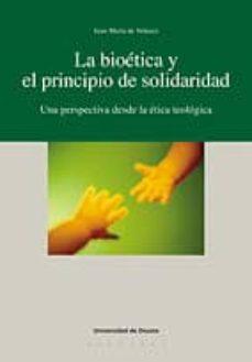 Noticiastoday.es La Bioetica Y El Principio De Solidaridad: Una Perspectiva Desde La Etica Teologica Image