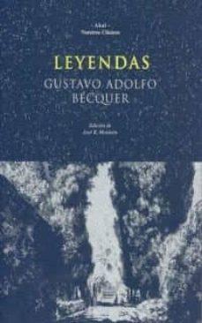 Descarga gratuita de textos de libros. LEYENDAS en español  de GUSTAVO ADOLFO BECQUER 9788476009277