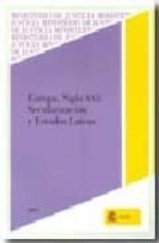 EUROPA, SIGLO XXI SECULARIZACION Y ESTADOS LAICOS - ROMAN REYES   Triangledh.org