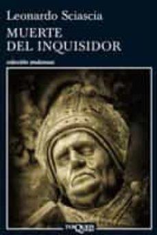 muerte del inquisidor-leonardo sciascia-9788483833377