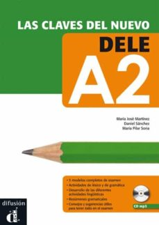 Mejor descarga de club de libros. LAS CLAVES DEL NUEVO DELE A2 de  9788484436577 in Spanish