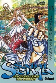 saint seiya nº 13: los caballeros del zodiaco-masaki kurumada-9788484491477