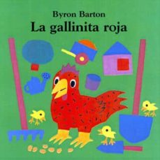 la gallinita roja-byron barton-9788484700777