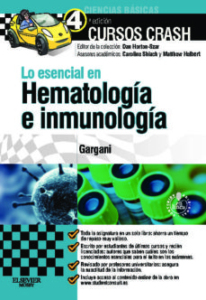 Descargar libros de internet LO ESENCIAL EN HEMATOLOGIA E INMUNOLOGIA