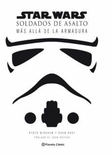 star wars soldados de asalto (stormtroopers)-9788491461777