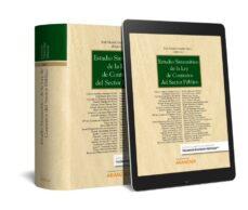 estudio sistematico de la ley de contratos del sector publico.-jose maria gimeno feliu-9788491776277