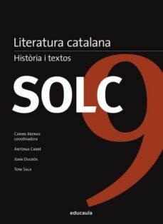 Descargar SOLC. LITERATURA CATALANA. gratis pdf - leer online