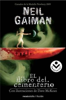 Descarga de libros de texto pdfs EL LIBRO DEL CEMENTERIO de NEIL GAIMAN 9788492833177 en español DJVU