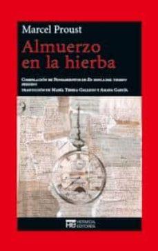 Libros electrónicos bibliotecas en línea libros gratis EL ALMUERZO EN LA HIERBA en español RTF 9788494015977 de MARCEL PROUST