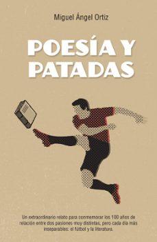 poesia y patadas-miguel angel ortiz-9788494785177