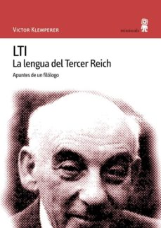 Permacultivo.es Lti: La Lengua Del Tercer Reich. Apuntes De Un Filologo Image