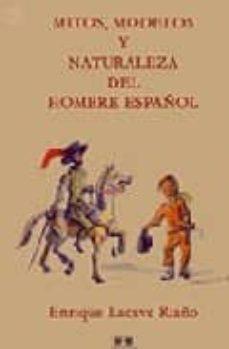 Chapultepecuno.mx Mitos, Modelos Y Naturaleza Del Hombre Español Image