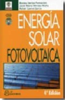 Followusmedia.es Energia Solar Fotovoltaica (4ª Ed) Image
