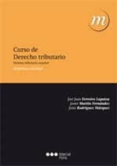 Bressoamisuradi.it Curso De Derecho Tributario (7ª Ed.) Image