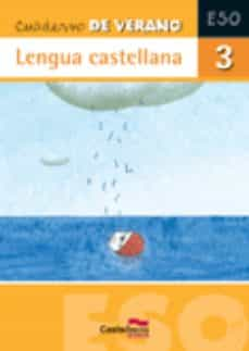 Costosdelaimpunidad.mx Cuaderno Verano Lengua Castellana 3 Eso Image