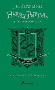 HARRY POTTER Y LA CAMARA SECRETA SLYTHER