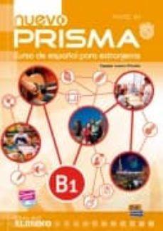 nuevo prisma. b1 (libro del alumno + cd)-9788498486377