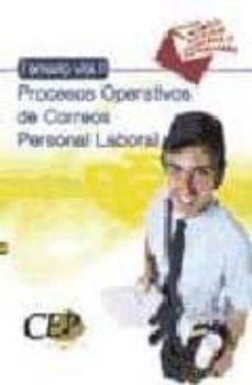 Geekmag.es Temario Vol. Ii: Procesos Operativos De Correos. Personal Laboral Image