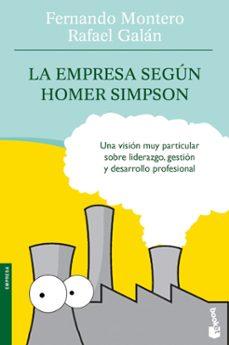 la empresa segun homer simpson-fernando montero-rafael galan-9788498750577