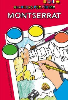 Inmaswan.es Montserrat. Quaderns Per Pintar (Cat, Ang, Fran, Cast) Image