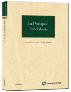 Descargar LA USUCAPION INMOBILIARIA gratis pdf - leer online