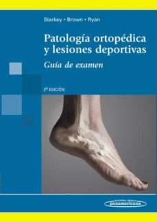 Ebook formato txt descargar PATOLOGIA ORTOPEDICA Y LESIONES DEPORTIVAS en español 9789500602877 de CHAD STARKEY