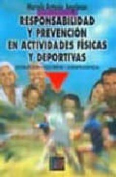 Carreracentenariometro.es Responsabilidad Y Prevencion En Actividades Fisicas Y Deportivas: Legislacion, Doctrina, Jurisprudencia Image