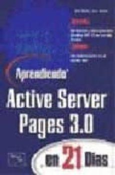 Ironbikepuglia.it Aprendiendo Active Server Pages 3.0 En 21 Dias Image