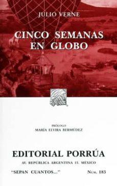 Chapultepecuno.mx Cinco Semanas En Globo (10ª Edicion) Image