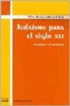 Bressoamisuradi.it Judaismo Para El Siglo Xxi: El Rabino Y El Sociologo Image