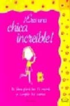Javiercoterillo.es Eres Una Chica Increible! Image
