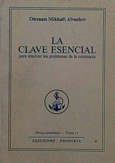 Alienazioneparentale.it La Clave Esencial Para Resolver Los Problemas De La Existencia. Tomo 11 Image