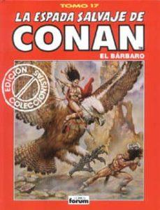 Javiercoterillo.es La Espada Salvaje De Conan Nº 17 Image