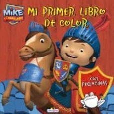 Milanostoriadiunarinascita.it Mike Caballero Mi Primero Libro De Color Image