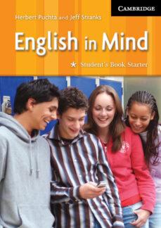 Descargar ENGLISH IN MIND. STUDENT S BOOK gratis pdf - leer online