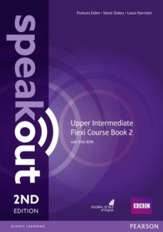 Libros en ingles gratis para descargar SPEAKOUT UPPER INTERMEDIATE 2ND EDITION FLEXI COURSEBOOK 2 PACK
