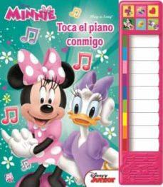 pequeño piano minnie-9781503738287