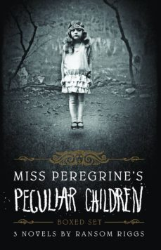 miss peregrine s peculiar children boxed set-ransom riggs-9781594748387