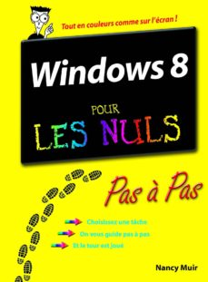 windows 8 pas à pas pour les nuls (ebook)-nancy muir-9782754046787