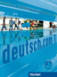 Nuevos libros descargables gratis. DEUTSCH.COM.1.KURSBUCH (L.ALUMNO)